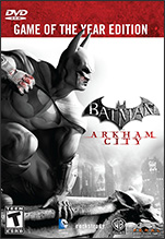 Batman: Arkham City. Game of the Year Edition (PC, Цифровая версия)